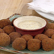 Dirty Rice Boulettes