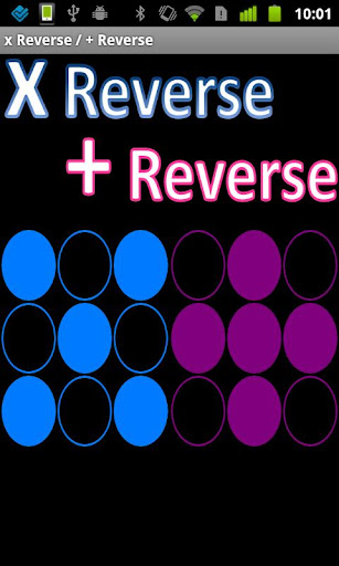 x Reverse + Reverse