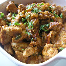 Murgh Handi (Spicy Chicken With Tomatoes)