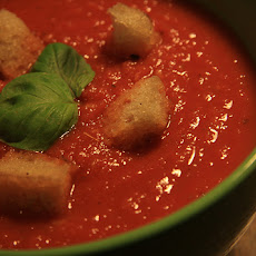 Zesty Tomato Vegetable Soup (Crock Pot)