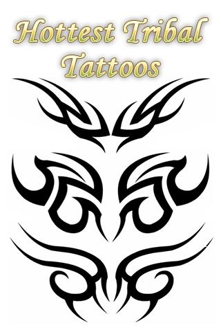Hottest Tribal Tattoos