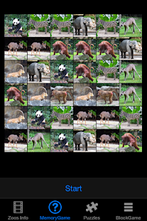 Zoo Animals Story - screenshot