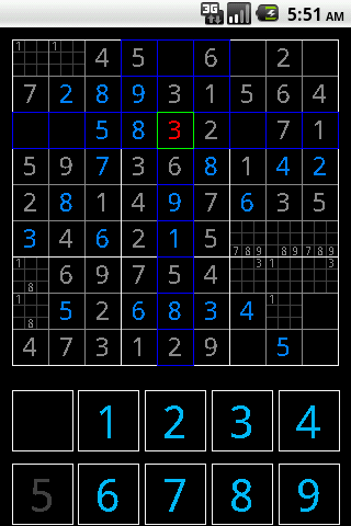 9x9 NumberPlays OS2.2