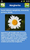 Screenshot of Blumy - Linguaggio dei fiori
