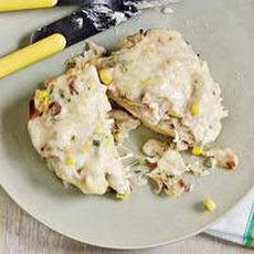 Corny Sammies: Crab-and-Corn Melts