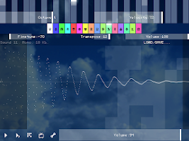 Screenshot of PixiTracker (demo version)