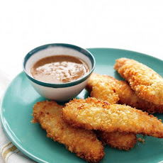 Corn-Tortilla-Crusted Chicken Tenders