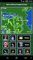 Screenshot of Secret of Mana Companion Guide