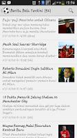 Screenshot of Berita Bola Terkini