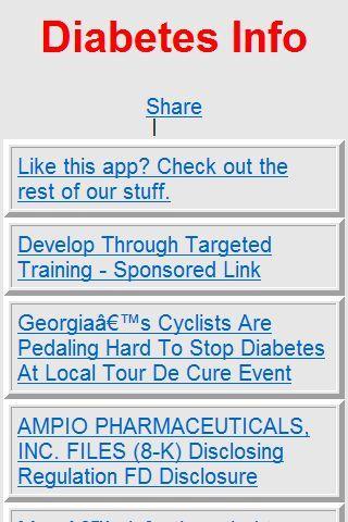 【免費醫療App】Diabetes-APP點子