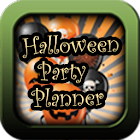 Halloween Party Planner icon