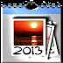 1st Picture Calendar Widget