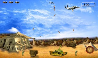 Screenshot of Tank Attack :Army Sniper Game