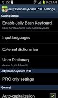 Screenshot of Icelandic Dictionary
