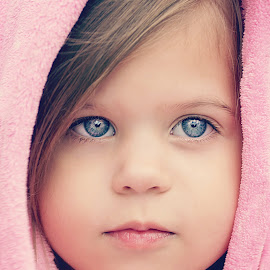 Baby pink by Lucia STA - Babies & Children Child Portraits