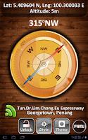 Screenshot of Classic Compass