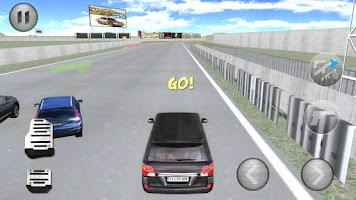 Screenshot of SUV Racing 3D Car Simulator 2