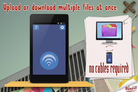 Download WiFi Transfer File: Pro App™ APK on PC | Download ...