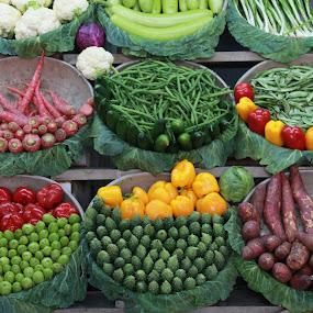 ART ZONE by Monish Kumar - Food & Drink Fruits & Vegetables