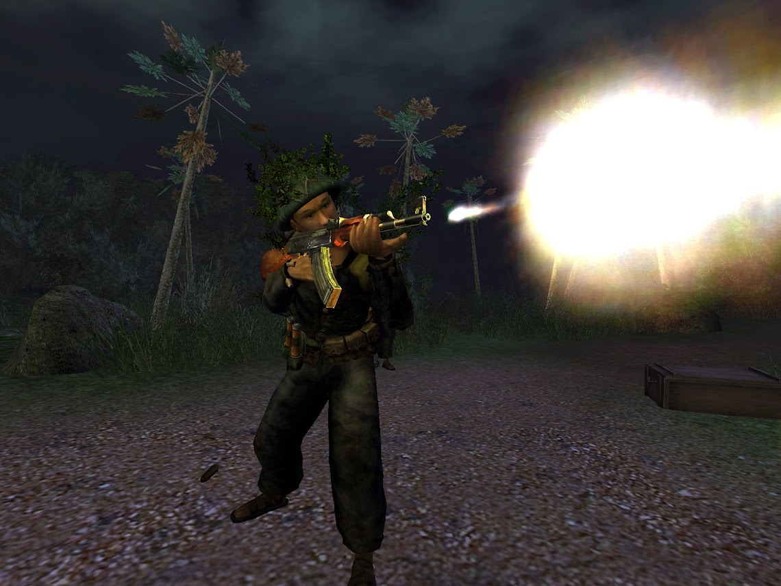 GSL 2004: Men of Valour: The Vietnam War