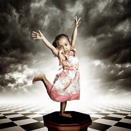 Shall We Dance by Bang Munce - Digital Art People