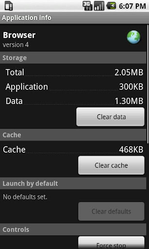 W Cache Cleaner