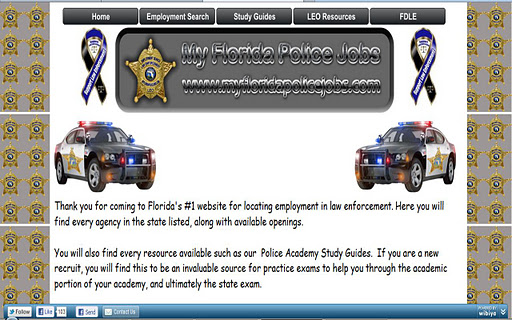 Police Jobs Of Florida