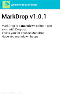 MarkDrop Screenshot