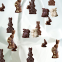 Chocolate Easter Bunnies Live icon