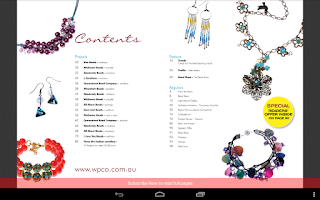Screenshot of Creative Beading