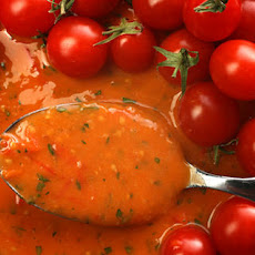 Sherry-Tomato Vinaigrette Recipe