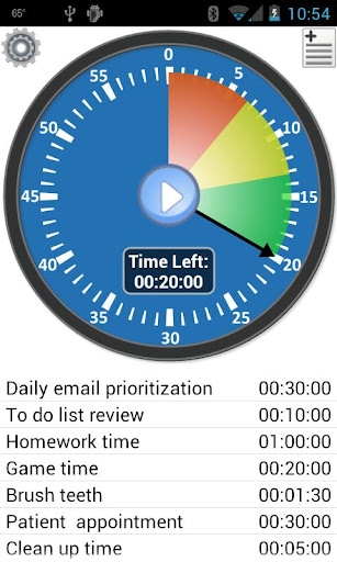 Activity Timer - Trial