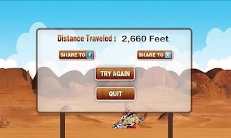 Screenshot of Bunny Bazooka: Animal Cannon