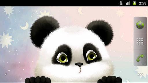 玩個人化App|熊貓鰱魚即時牆紙免費免費|APP試玩