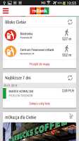 Screenshot of mBank PL