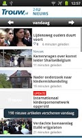 Screenshot of Trouw.nl Mobile