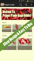 Screenshot of Pepper Panic Saga Pocket Guide