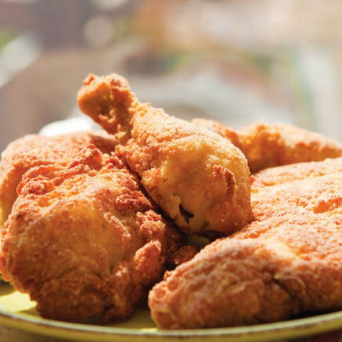 Buttermilk Chicken (Gluten-free)