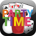 Party Time Games Drink Recipes icon