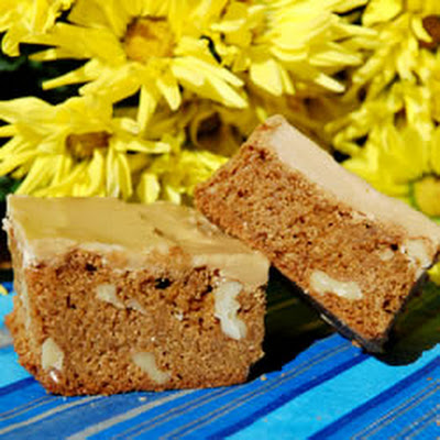 Butterscotch Brownies III