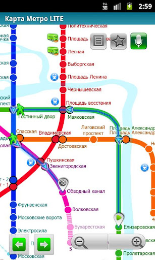 玩旅遊App|Saint Petersburg (Metro 24)免費|APP試玩