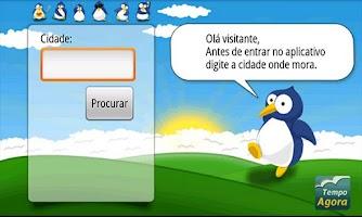 Screenshot of Índices Tempo Agora