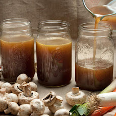 Easy Mushroom Broth Recipe
