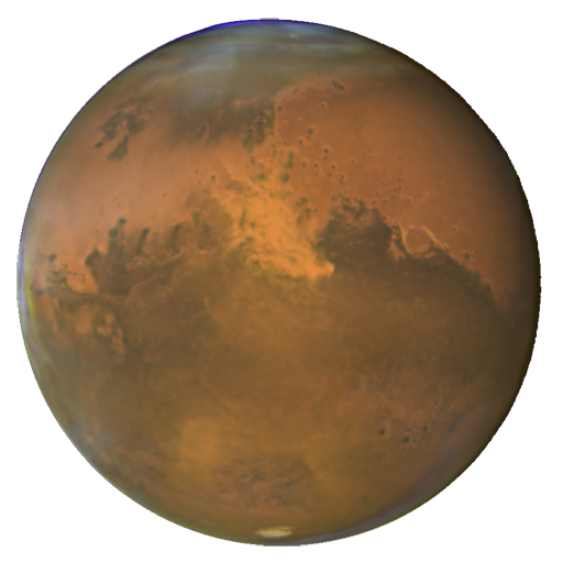 Mars Sticker LOGO-APP點子