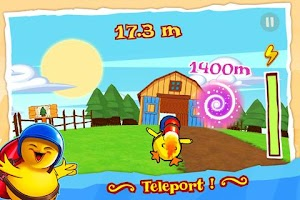 Screenshot of RocketBird World Tour