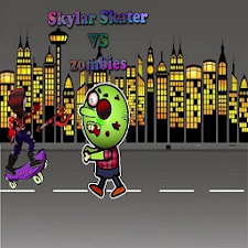 Skylar Skater Vs Zombies