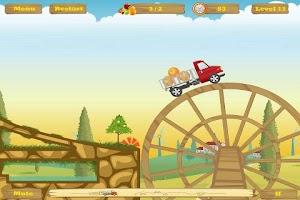 Screenshot of Happy Truck Explorer
