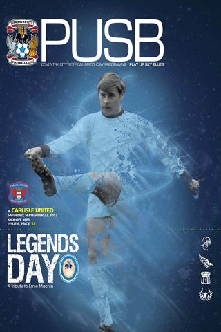 PUSB Official Programmes