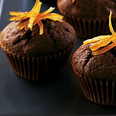 Chocolate Orange Cupcakes With Cheesecake Cream