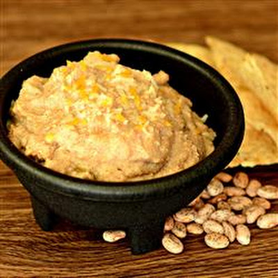 Shortcut Refried Beans